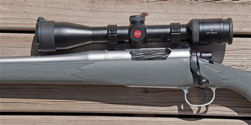 Hill Country Rifles Custom Rifle Action and Scope